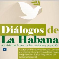 Diálogos de La Habana. Actualidad del Proceso de Paz, resultados y proyección