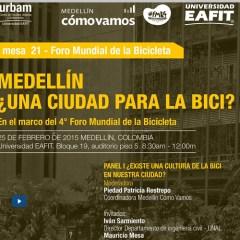 Medellín ¿Una ciudad para la bici?