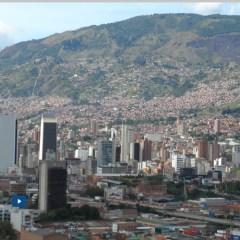Congreso en Medellín Arquitectura: Territorio y ciudad. Parte I