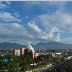 Congreso en Medellín Arquitectura: Territorio y ciudad. Parte IV