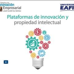 Plataforma de innovación y propiedad intelectual