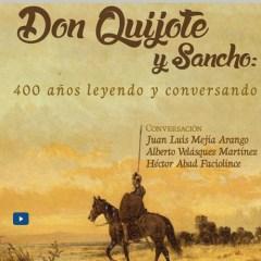 Don Quijote y Sancho: 400 años leyendo y conversando