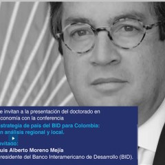 Estrategia de país del BID para Colombia: un análisis regional y local