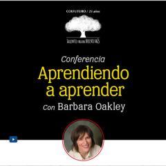 Aprendiendo a aprender con Barbara Oakley