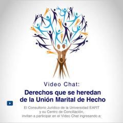 Video Chat: Derechos que se derivan de la Unión Marital de Hecho