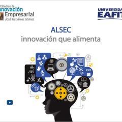 ALSEC, innovación que alimenta