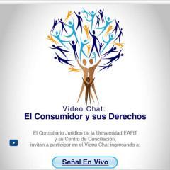Video Chat: El Consumidor y sus derechos