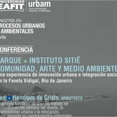 Parque + Instituto Sitie Comunidad, arte y medio ambiente