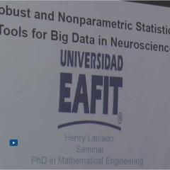Robust and Nonparametric Statistical Tools for Big Data in Neuroscience