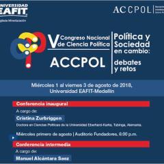 Política y Cambio: debates y retos