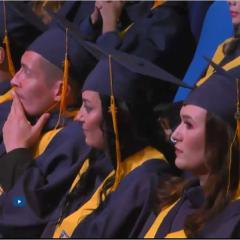 Ceremonias de grados Universidad EAFIT. Septiembre 7 de 2018