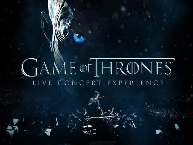Llega a Chile el Live Concert de Game Of Thrones