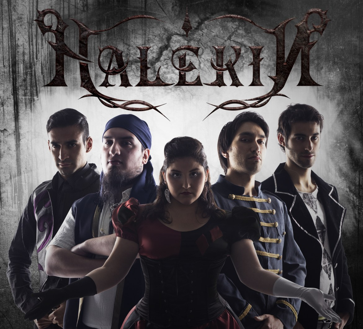 "Halekin estrena nuevo single y lyric video de ""Inner Call"""