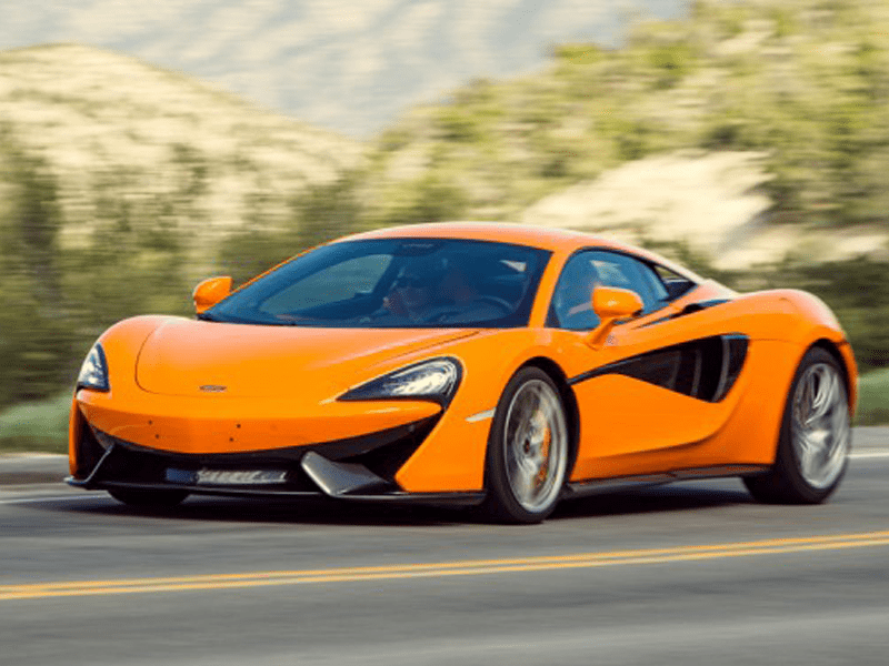 Luxury Car Rental Orange County Airport