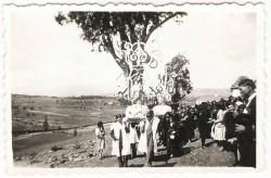 Procissão da festa em honra de Nossa Senhora do Fastio. Foto cedida por José Maria Fiens.