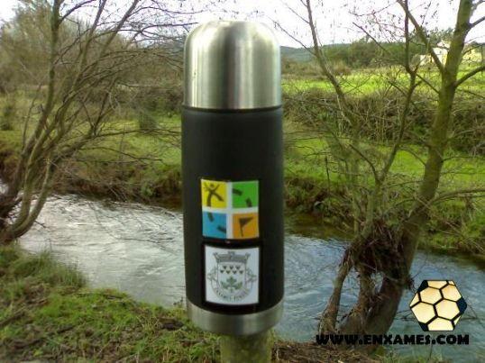 Geocaching-Enxames-Natura-2
