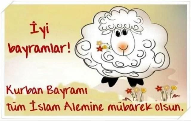 kurban bayramı tüm islam alemine mübarek olsun - Kurban Bayramı Mesajları - Resimli Kurban Bayramı Sözleri, guzel-sozler, guzel-mesajlar, bayram-mesajlari