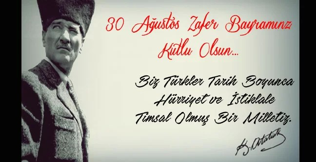 biz türkler tarih boyunca - Zafer Bayramı Sözleri - Resimli 30 Ağustos Zafer Bayramı Mesajları, ozel-gunler-sozleri