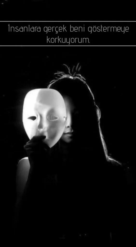 nsanlara gerçek beni göstermeye korkuyorum 564x1024 - Resimli Asi Sözler - En Yeni Asi Sözler, guzel-sozler
