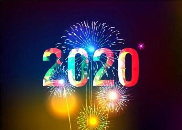 Hoşgeldin yeni yıl 2020 - 2020 Resimli Yeni Yıl Mesajları - 2020 Yeni Yıl Mesajları, guzel-sozler