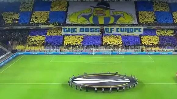 Avrupanın patronu - Fenerbahçe İle İlgili Resimli Sözler - Fenerbahçe Sözleri Ve Kareografileri, resimli-sozler