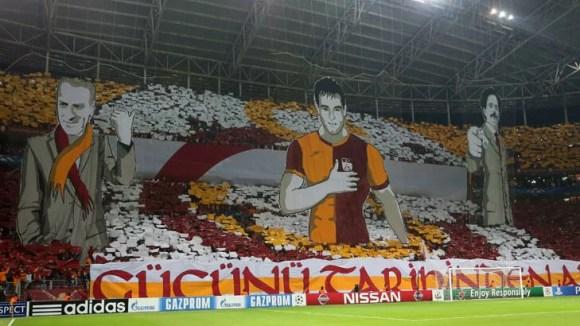 Gücünü tarihinden alır - Galatasaray İle İlgili Resimli Sözler - Galatasaray Sözleri Ve Kareografileri, resimli-sozler