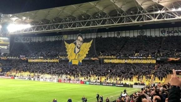 Koray Şener Fenerbahçe - Fenerbahçe İle İlgili Resimli Sözler - Fenerbahçe Sözleri Ve Kareografileri, resimli-sozler