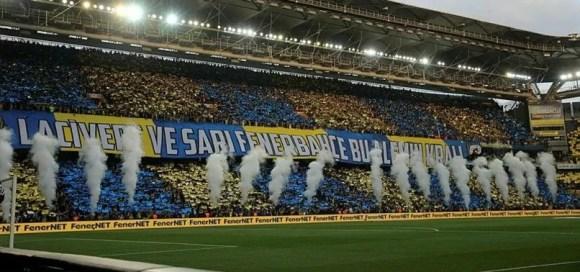 Muhteşem Kareografi - Fenerbahçe İle İlgili Resimli Sözler - Fenerbahçe Sözleri Ve Kareografileri, resimli-sozler