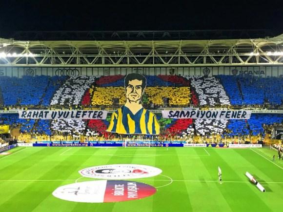Rahat uyu lefter şampiyon fener 1024x768 - Fenerbahçe İle İlgili Resimli Sözler - Fenerbahçe Sözleri Ve Kareografileri, resimli-sozler