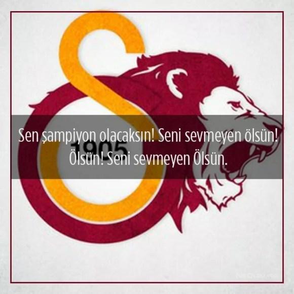 Sen şampiyon olacaksınseni sevmeyen ölsün ölsün. Seni sevmeyen ölsün - Galatasaray İle İlgili Resimli Sözler - Galatasaray Sözleri Ve Kareografileri, resimli-sozler