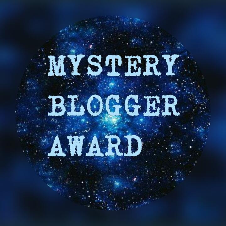 Mystery Blogger Award Tag