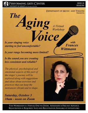 The Aging Voice Workshop