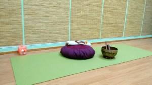 Rincón de meditación