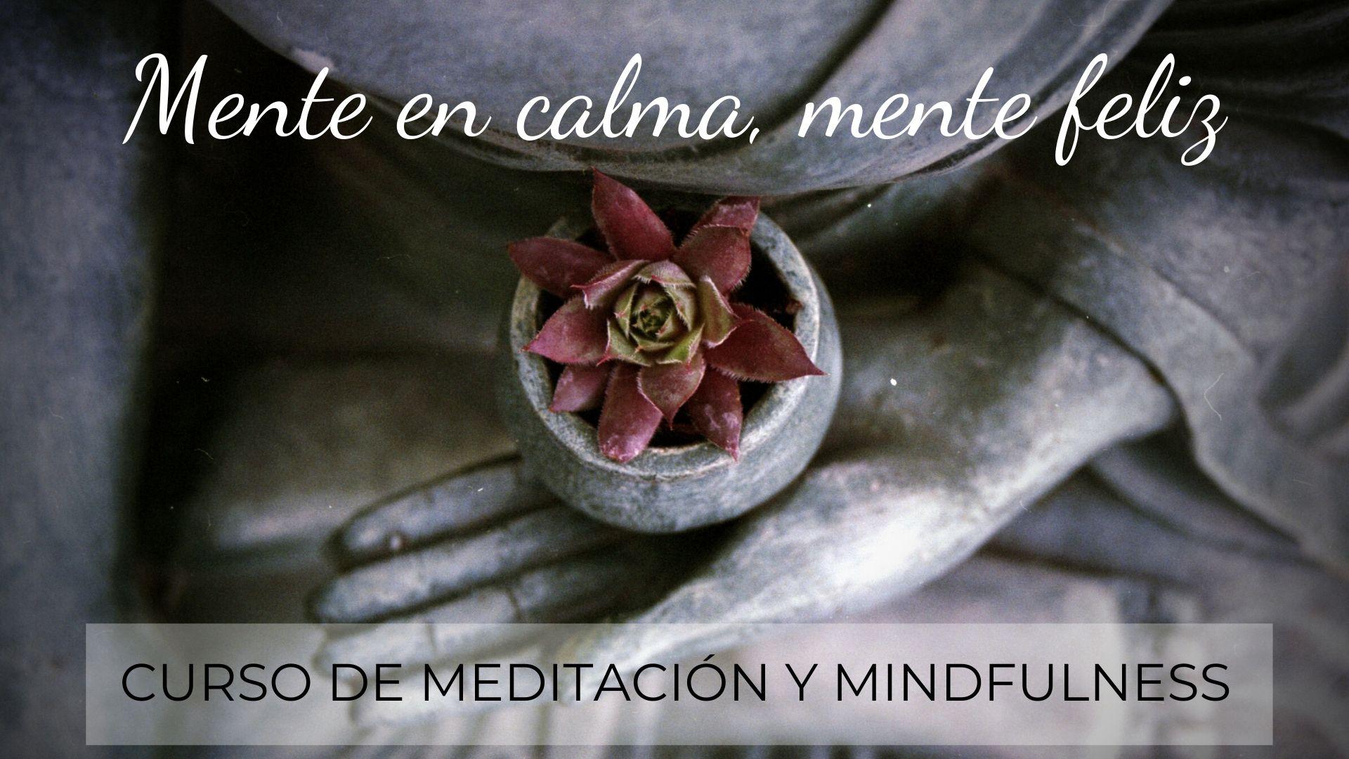 Mente en calma, mente feliz