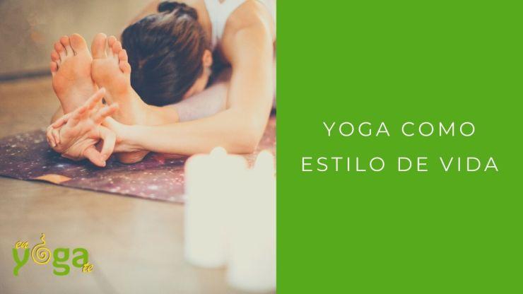 Yoga como estilo de vida