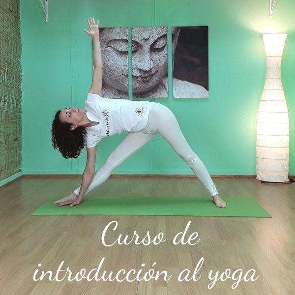 curso introduccion yoga