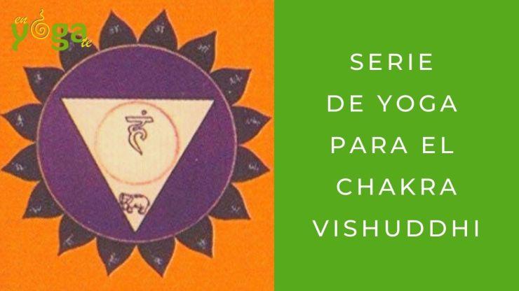 serie de yoga para el chakra vishuddhi
