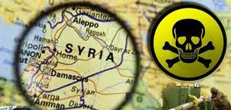 WWF Ελλάς για την καταστροφή των χημικών όπλων της Συρίας