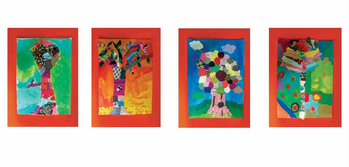Έκθεση Ζωγραφικής Παιδιών & Εφήβων