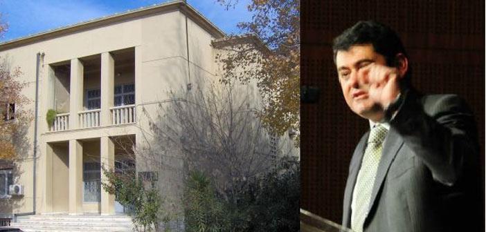 Συνέντευξη Τύπου για το κτήμα ΕΘΙΑΓΕ δίνει ο δήμαρχος Τ. Μαυρίδης