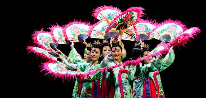 Οι Χορευτές του Κόσμου… στο Φεστιβάλ Ρεματιάς