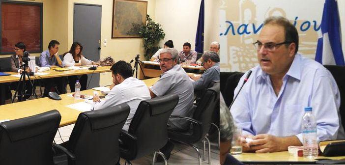 Ψήφισμα συμπαράστασης στον δήμαρχο Χαλανδρίου