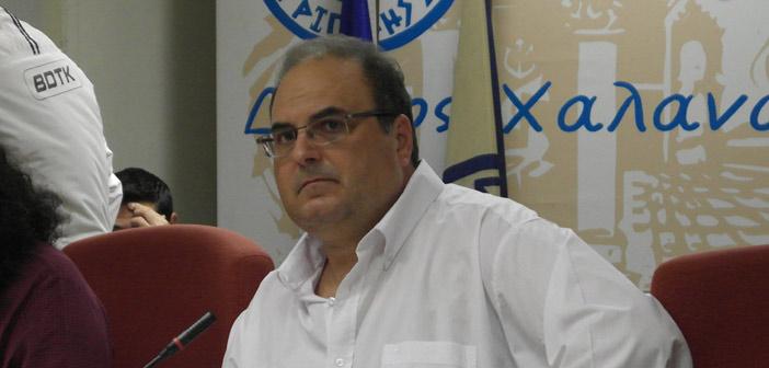 Αυστηρή απάντηση δημάρχου Χαλανδρίου στην «απαράδεκτη» ανακοίνωση παρατάξεων του Βόρειου Τομέα σχετικά με την Περιφέρεια Αττικής