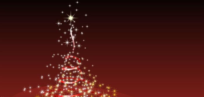 Φωταγωγείται το χριστουγεννιάτικο δένδρο στη Λυκόβρυση