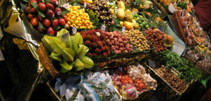 Δράση διάθεσης αγροτικών προϊόντων στη Μεταμόρφωση