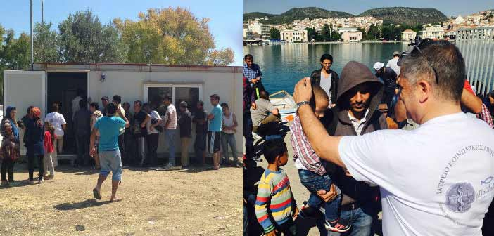ΚΕΔΕ και ακριτικοί δήμοι αναλαμβάνουν πρωτοβουλία για το μεταναστευτικό