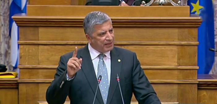 Γ. Πατούλης: Η αναθεώρηση του Συντάγματος να λειτουργήσει υπέρ της αναβάθμισης της Αυτοδιοίκησης