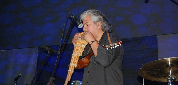 Βραδιά λατινοαμερικάνικης μουσικής στο Θέατρο Ρεματιάς Χαλανδρίου
