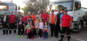 2ο Εθελοντικό Πότισμα - Βριλήσσια (1)