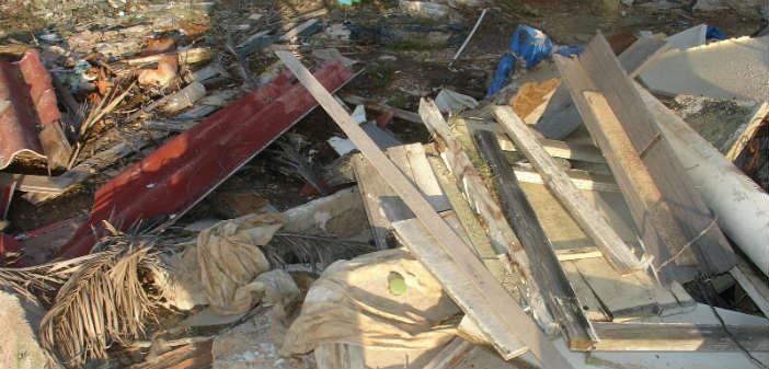 Πεντέλη: «Τσουχτερά» πρόστιμα περιμένουν όσους πολίτες δεν απομακρύνουν τα οικοδομικά απόβλητά τους μέχρι 5 Οκτωβρίου
